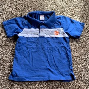 Gymboree polo shirt - size 2t